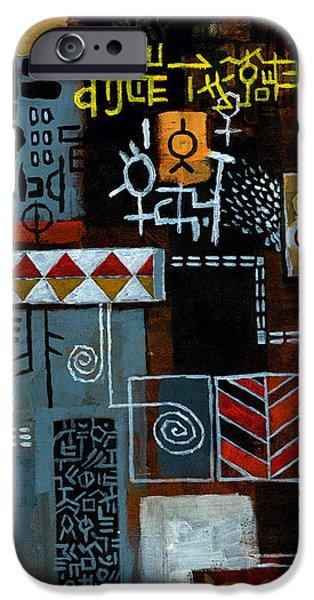 Entry iPhone Case by Douglas Simonson