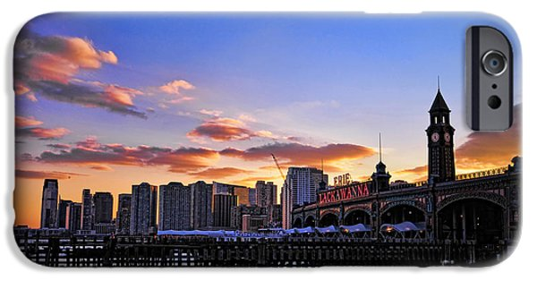 Hudson River iPhone Cases - Erie lackawanna Station iPhone Case by Paul Ward