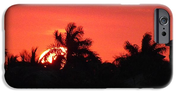 Al Pacino Photographs iPhone Cases - Escape to Paradise iPhone Case by Brian Hubmann