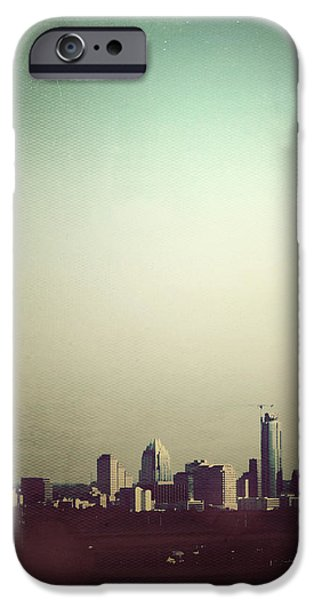 Escaping the City iPhone Case by Trish Mistric