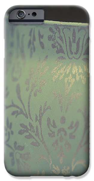 Etched in My Heart iPhone Case by Christi Kraft