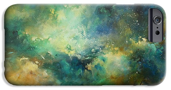 Recently Sold -  - Mist iPhone Cases - eternity iPhone Case by Michael Lang