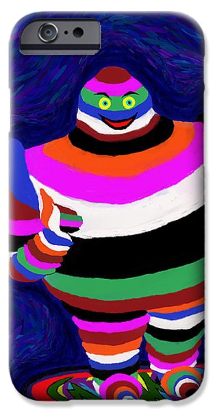 Michelin iPhone Cases - Eurotrazz iPhone Case by Robert  SORENSEN