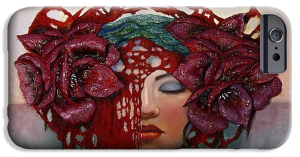Relief Sculpture Reliefs iPhone Cases - Eve iPhone Case by Ashkan Fallahi
