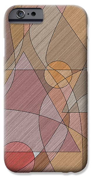 Evening Bells iPhone Case by Val Arie