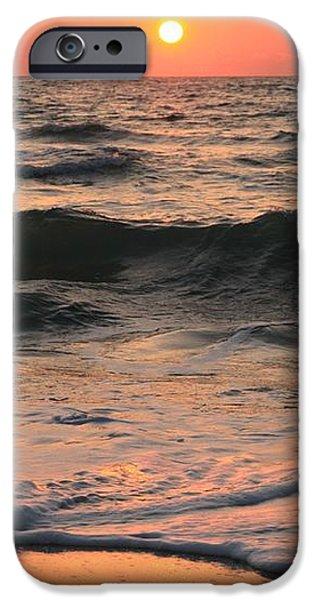 Evening Pastels iPhone Case by Adam Jewell