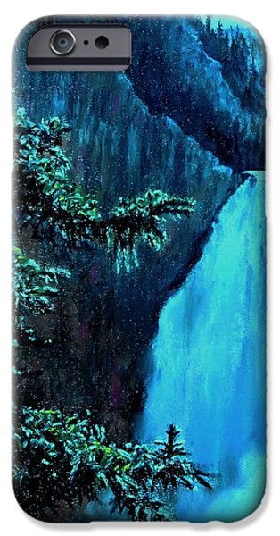 Grand Canyon Pastels iPhone Cases - Evensong iPhone Case by Vincent Mancuso