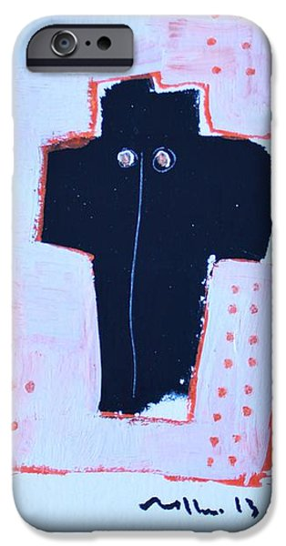 Metamorphosis iPhone Cases - Exanimus No. 8  iPhone Case by Mark M  Mellon
