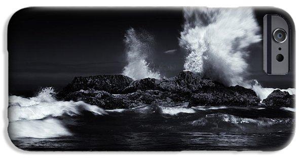 Explosion iPhone Cases - Explosion iPhone Case by Mike  Dawson