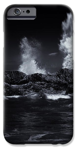 Explosion iPhone Case by Mike  Dawson