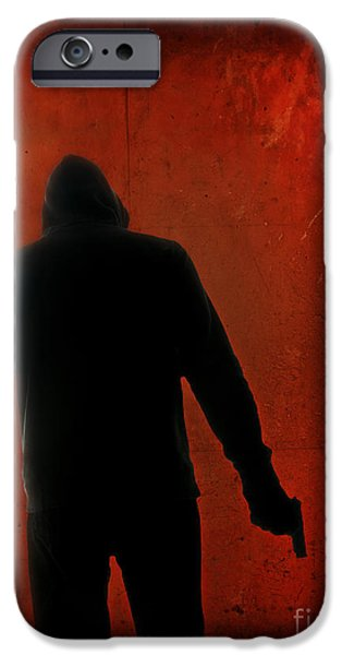 Figures iPhone Cases - Explosive iPhone Case by Edward Fielding