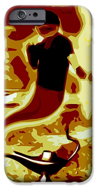 I Ask iPhone Cases - Extraordinary gin iPhone Case by Yevgeni Kacnelson