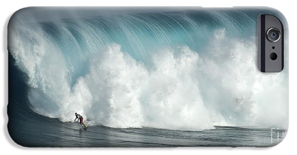 Escape iPhone Cases - Extreme Ways Of Living iPhone Case by Bob Christopher