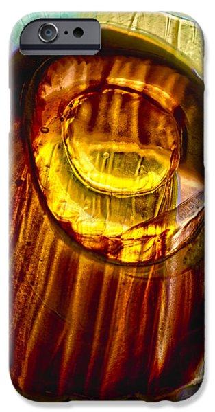 Eye of Zeus iPhone Case by Omaste Witkowski