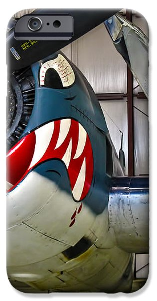 F6F Hellcat iPhone Case by Dale Jackson
