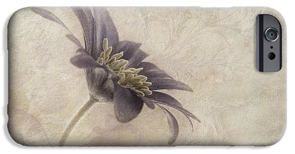 Fade iPhone Cases - Faded beauty iPhone Case by John Edwards
