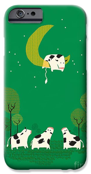 Mother Goose iPhone Cases - Fail iPhone Case by Budi Kwan