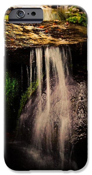 Fay iPhone Cases - Fairy Falls iPhone Case by Loriental Photography