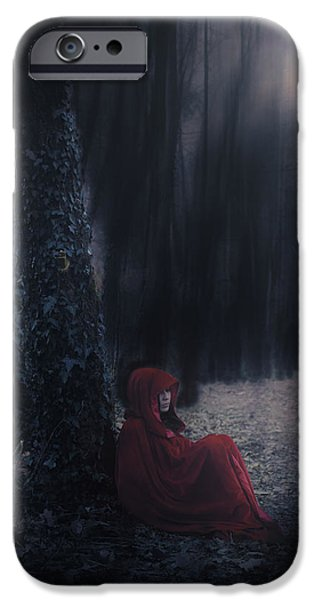 Contemplative Photographs iPhone Cases - Fairy Tale iPhone Case by Joana Kruse