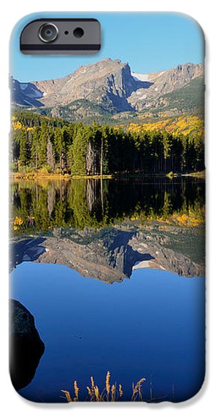Fall At Sprague Lake iPhone Case by Tranquil Light  Photography