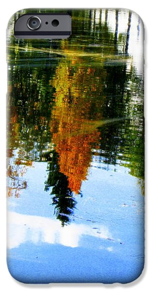 Fall colors iPhone Case by Pauli Hyvonen