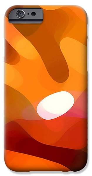 Fall Day iPhone Case by Amy Vangsgard