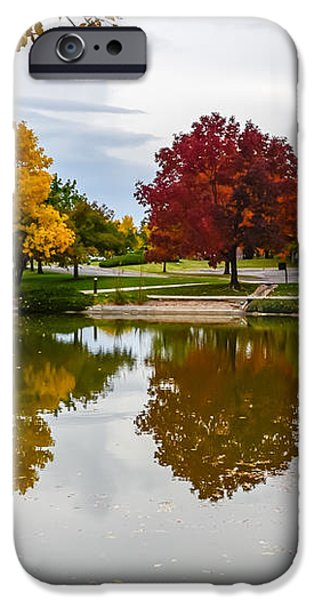 Fall Fort Collins iPhone Case by Baywest Imaging