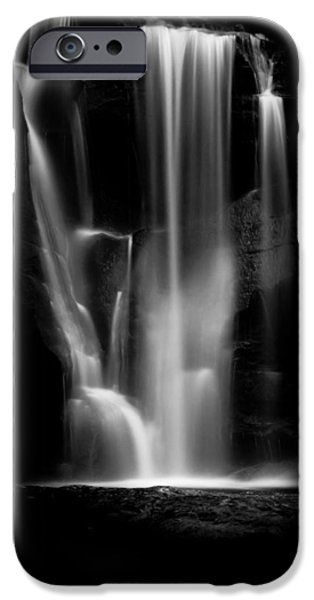 Virginia Photographs iPhone Cases - Falling Light iPhone Case by Shane Holsclaw