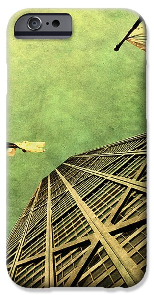 Falling Up iPhone Case by Andrew Paranavitana