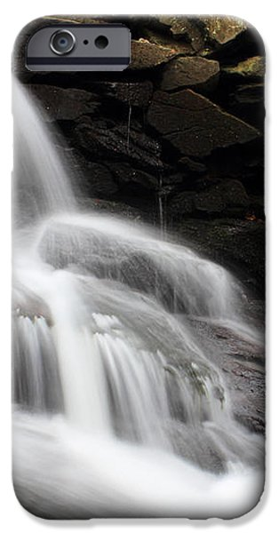 Falls at Melville iPhone Case by Andrew Pacheco