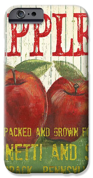 Farm Fresh Fruit 3 iPhone Case by Debbie DeWitt