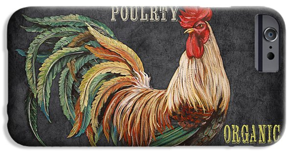 Locally Grown iPhone Cases - Farm Fresh-JP2634 iPhone Case by Jean Plout