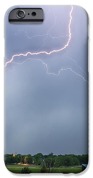 Farm Storm HDR iPhone Case by James BO  Insogna