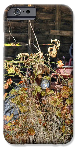 Farmall Find iPhone Case by Benanne Stiens