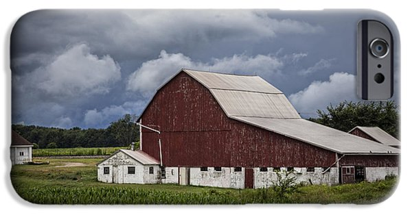 Recently Sold -  - Agriculture iPhone Cases - Farming iPhone Case by Debra and Dave Vanderlaan
