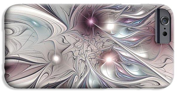 Mythology iPhone Cases - Farplane iPhone Case by Anastasiya Malakhova