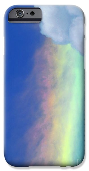 Fascinating Phenomena iPhone Case by Scott Cameron