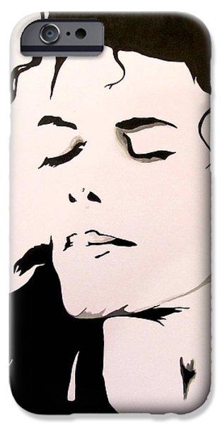 Mj iPhone Cases - Feel it iPhone Case by Gopal Maheshwari