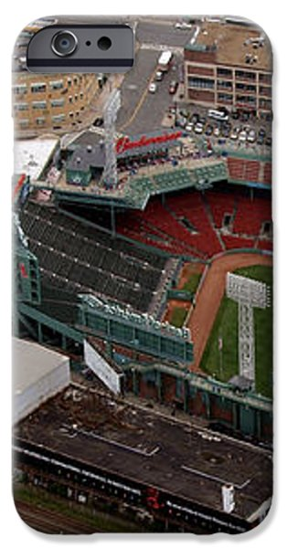 Fenway Panorama iPhone Case by Joshua House