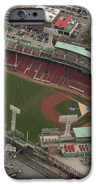 Fenway Park iPhone Case by Joshua House