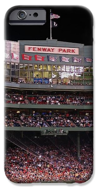 Fenway Park iPhone Case by Juergen Roth