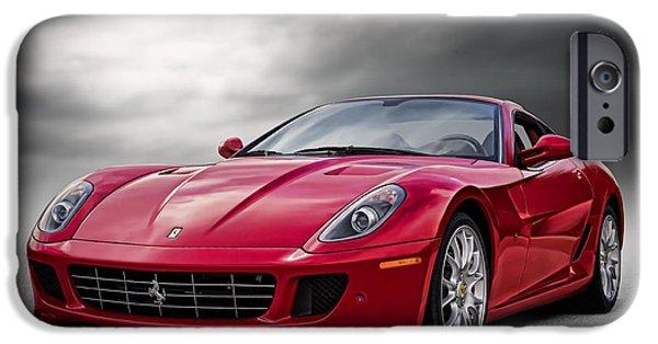 Extreme iPhone Cases - Ferrari 599 GTB iPhone Case by Douglas Pittman