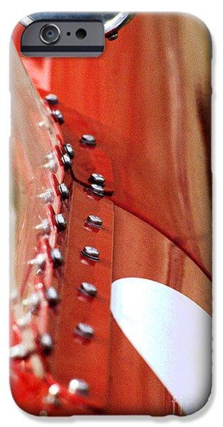 Shower Head iPhone Cases - Ferrari Racer Red iPhone Case by ArtyZen Studios - ArtyZen Home