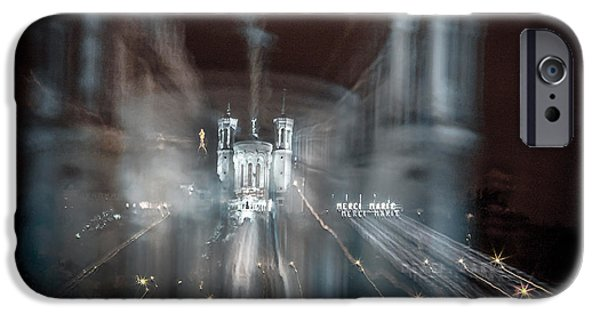 Lumiere iPhone Cases - Festival of lights iPhone Case by Stwayne Keubrick