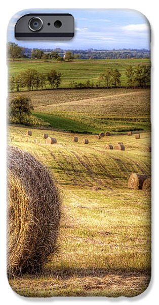 Fields of Gold iPhone Case by Scott Norris
