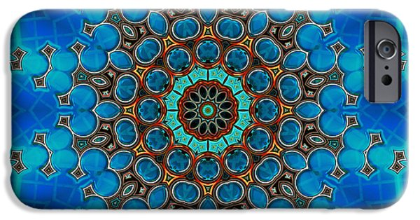 Art166.com iPhone Cases - Findings 1 iPhone Case by Wendy J St Christopher