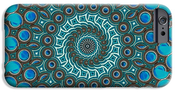 Art166.com iPhone Cases - Findings 4 iPhone Case by Wendy J St Christopher