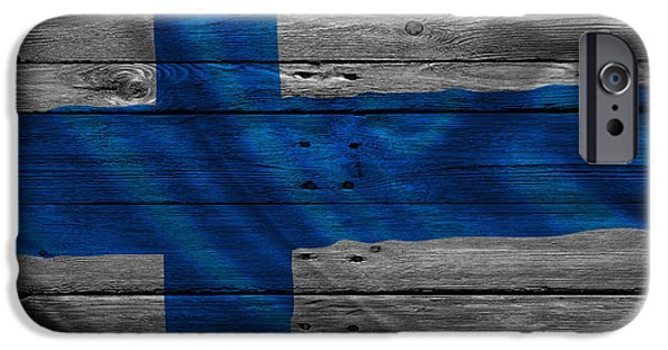 Finland iPhone Cases - Finland iPhone Case by Joe Hamilton