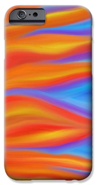 Firelight iPhone Case by Daina White