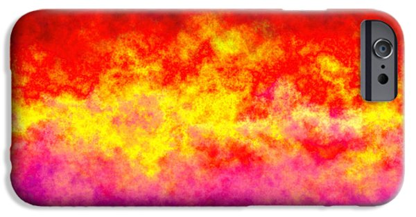 Art166.com iPhone Cases - Firestarter iPhone Case by Wendy J St Christopher